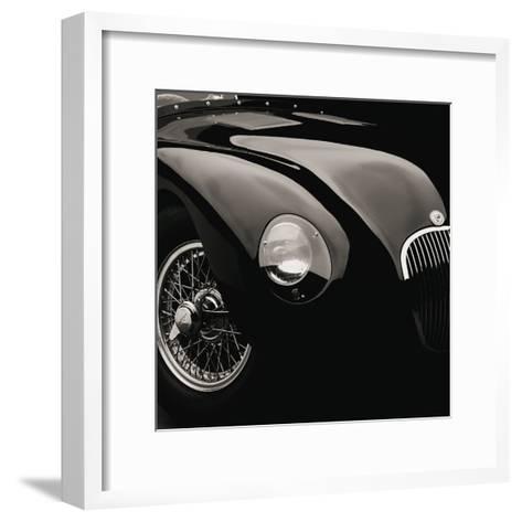 Jaguar C-Type-Retro Classics-Framed Art Print