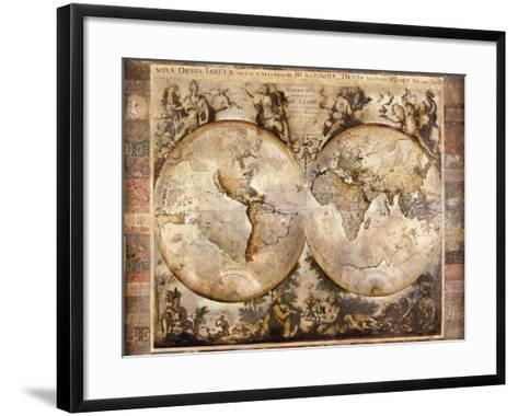 Old World-Edwin Douglas-Framed Art Print