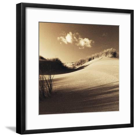 Drifting Sands IV-Jo Crowther-Framed Art Print