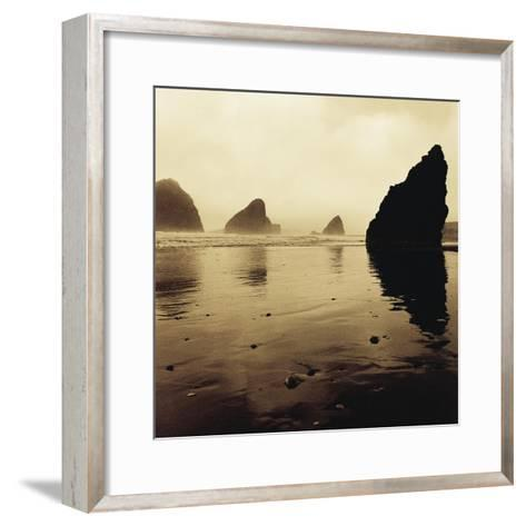 Drifting Sands VI-Jo Crowther-Framed Art Print