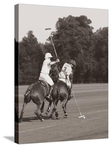 Polo In The Park II-Ben Wood-Stretched Canvas Print