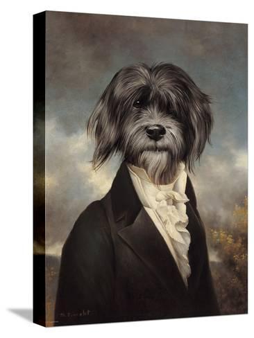 Gavroche-Thierry Poncelet-Stretched Canvas Print