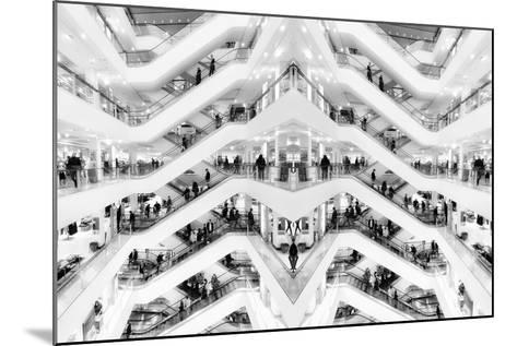 Department Store, 2014-Ant Smith-Mounted Giclee Print
