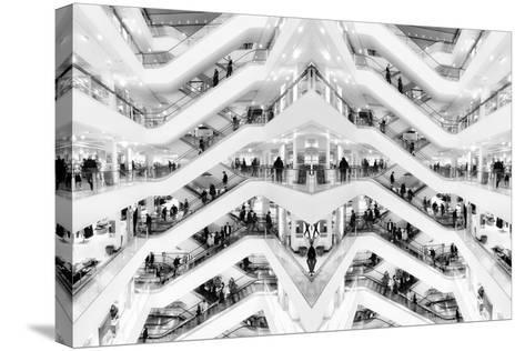 Department Store, 2014-Ant Smith-Stretched Canvas Print