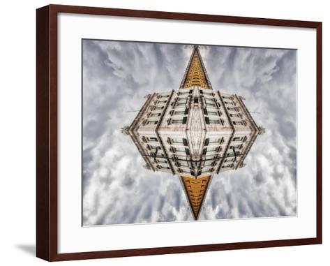 Ministry of Finance, 2015-Ant Smith-Framed Art Print