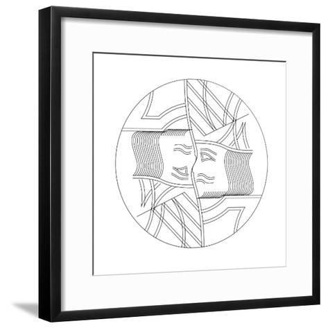 King, 2015-Francois Domain-Framed Art Print
