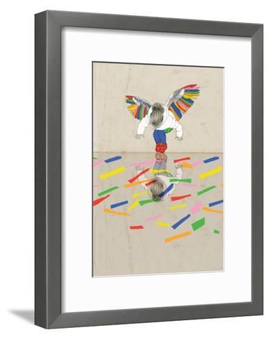 Freedom-Sara Netherway-Framed Art Print