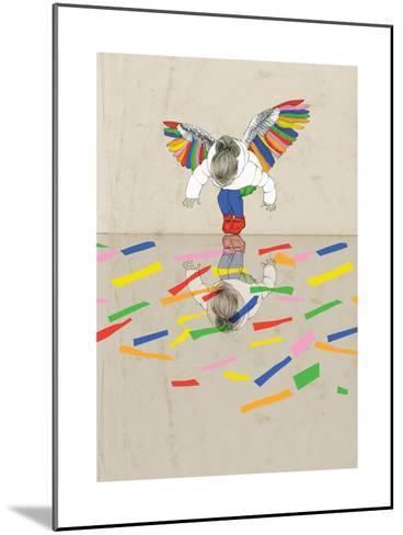Freedom-Sara Netherway-Mounted Giclee Print