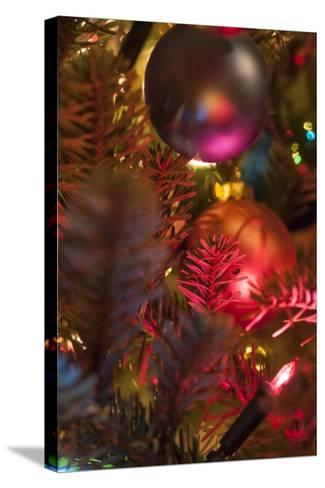 Silent Night-K.B. White-Stretched Canvas Print