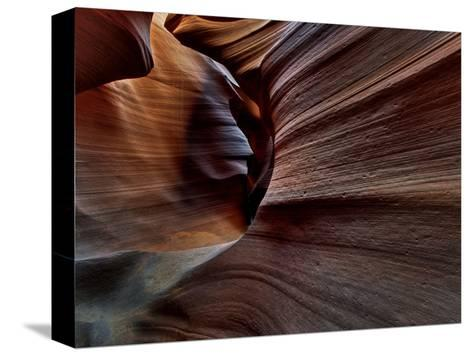 Lower Antelope Canyon, Page, Arizona-Adam Jones-Stretched Canvas Print