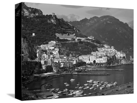 Amalfi, Amalfi Coast, Italy-Walter Bibikow-Stretched Canvas Print