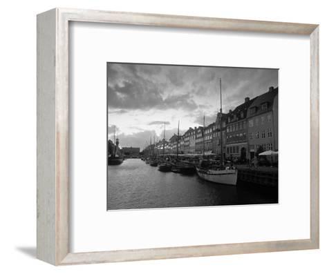 Nyhavn Harbour, Copenhagen, Denmark-Jon Arnold-Framed Art Print
