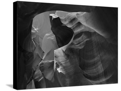 Upper Antelope Canyon, Page, Arizona, USA-Michel Hersen-Stretched Canvas Print