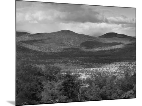White Mountains National Forest, New Hampshire, New England, USA, North America-Alan Copson-Mounted Photographic Print