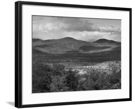 White Mountains National Forest, New Hampshire, New England, USA, North America-Alan Copson-Framed Art Print