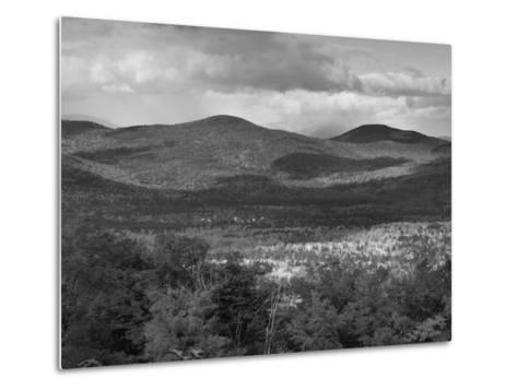 White Mountains National Forest, New Hampshire, New England, USA, North America-Alan Copson-Metal Print