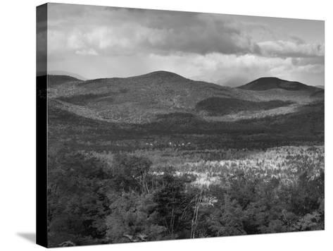 White Mountains National Forest, New Hampshire, New England, USA, North America-Alan Copson-Stretched Canvas Print