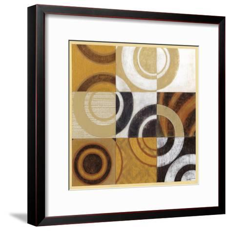 Pulse I-Norman Wyatt Jr^-Framed Art Print