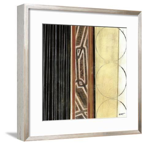 World Culture II-Norman Wyatt, Jr^-Framed Art Print