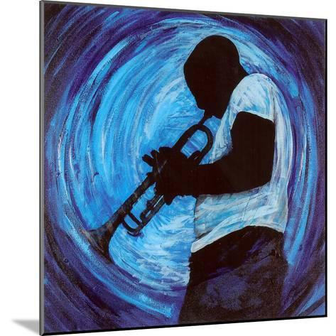 Kind of Blue--Mounted Art Print