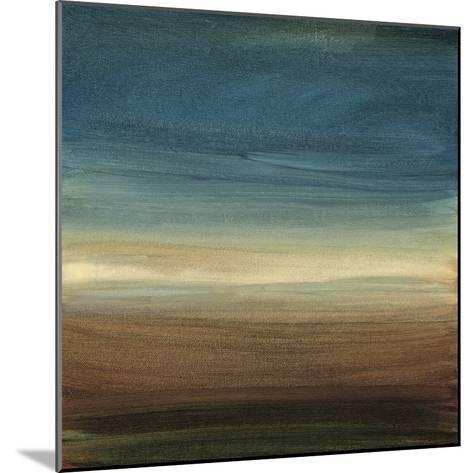 Abstract Horizon IV-Ethan Harper-Mounted Art Print