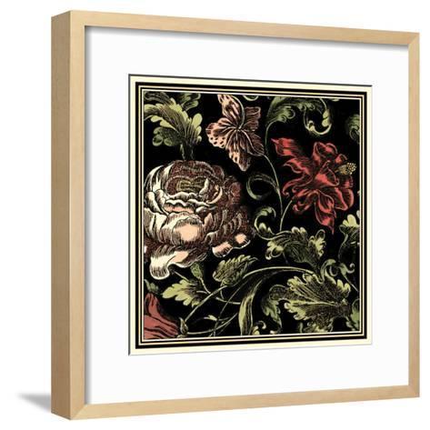 Floral Fancy I-Vision Studio-Framed Art Print