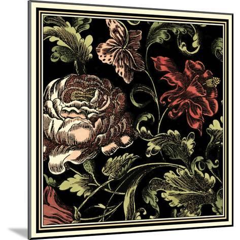 Floral Fancy I-Vision Studio-Mounted Art Print