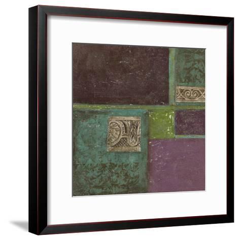 Abstract Details II-Julie Holland-Framed Art Print