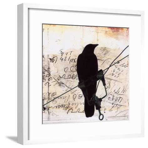 What Crows Reveal I-Ingrid Blixt-Framed Art Print