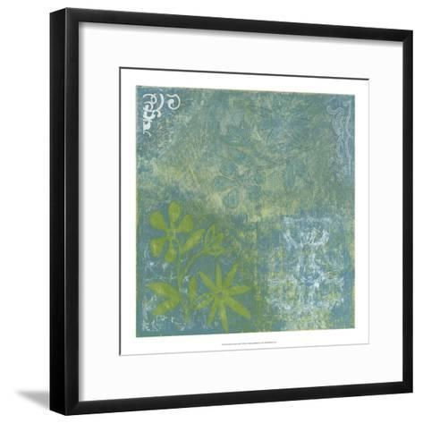 Etched Memory II-Julie Holland-Framed Art Print