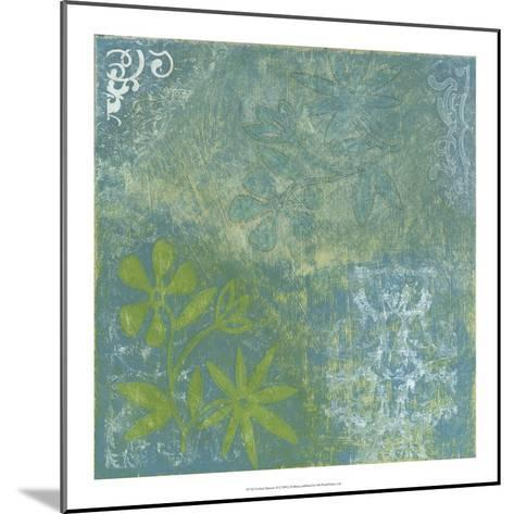 Etched Memory II-Julie Holland-Mounted Art Print