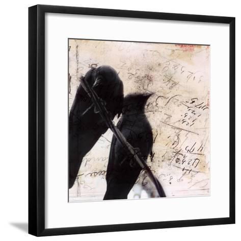 What Crows Reveal II-Ingrid Blixt-Framed Art Print