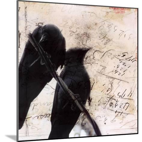 What Crows Reveal II-Ingrid Blixt-Mounted Art Print