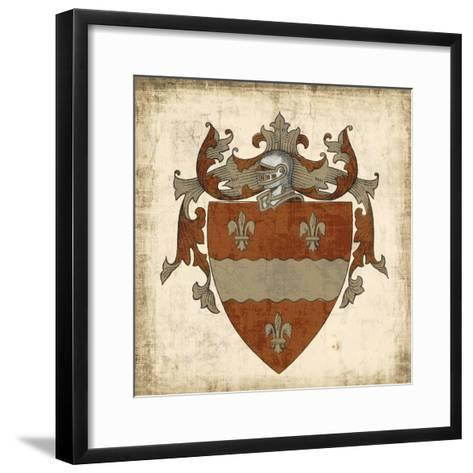 Noble Heritage II-Vision Studio-Framed Art Print