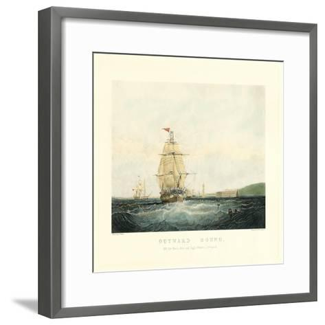 Outward Bound-Samuel Walters-Framed Art Print