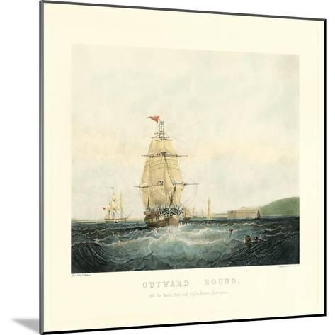 Outward Bound-Samuel Walters-Mounted Art Print