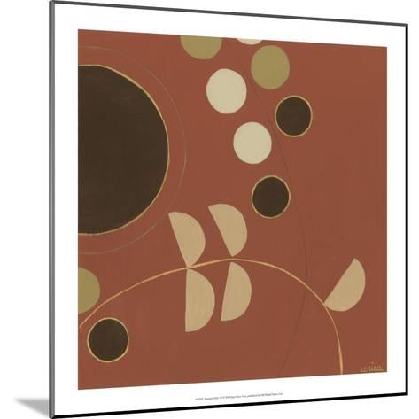 Autumn Orbit VI-Erica J^ Vess-Mounted Art Print
