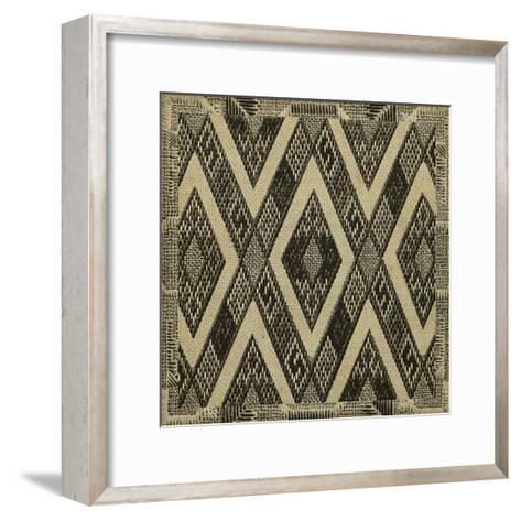 Kuba Detail I--Framed Art Print