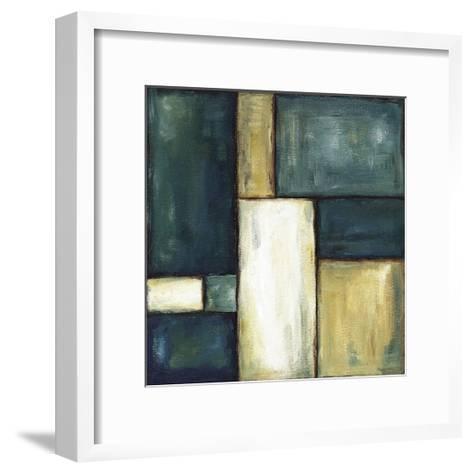 Cobalt I-Chariklia Zarris-Framed Art Print