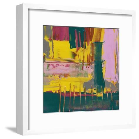 City Lights II-Jennifer Goldberger-Framed Art Print