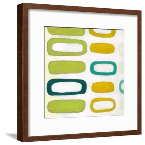 Chain Reaction II-Erica J^ Vess-Framed Art Print