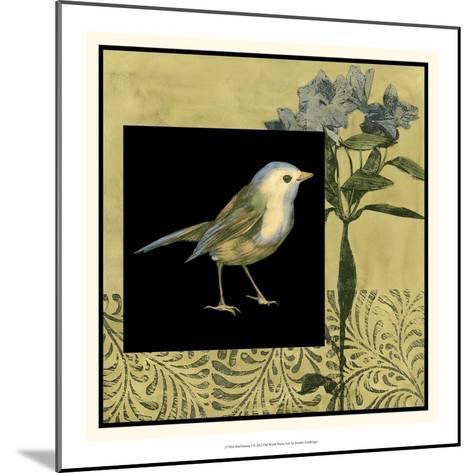 Bird Fantasy I-Jennifer Goldberger-Mounted Art Print