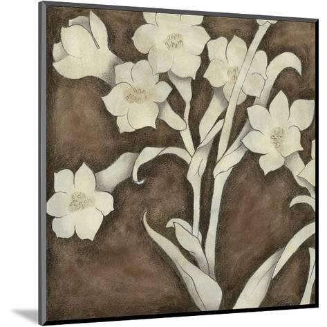 Floral Quartet III-Megan Meagher-Mounted Art Print