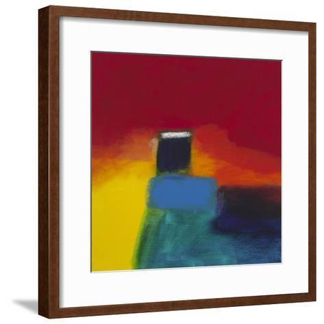 Radiant II-Sisa Jasper-Framed Art Print