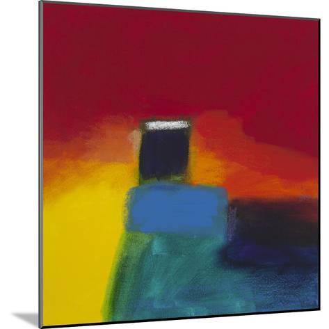 Radiant II-Sisa Jasper-Mounted Art Print