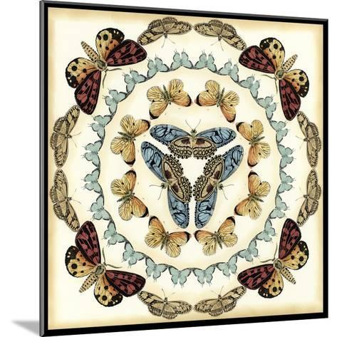 Butterfly Collector IV-Chariklia Zarris-Mounted Art Print