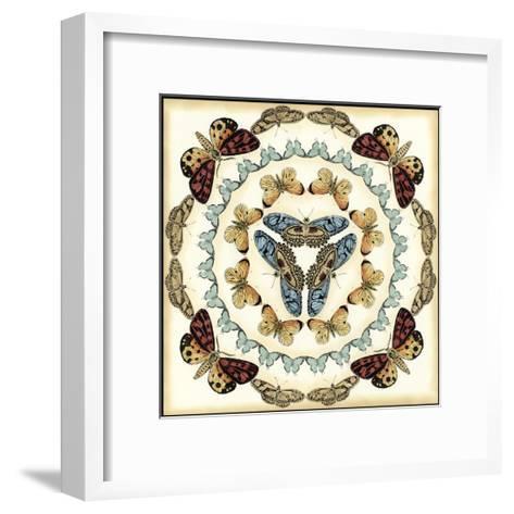 Butterfly Collector IV-Chariklia Zarris-Framed Art Print