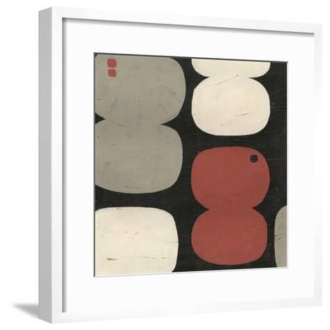 Figure Eight III-Erica J^ Vess-Framed Art Print