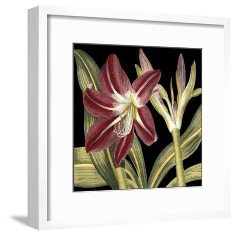 Dramatic Blossoms II-Vision Studio-Framed Art Print