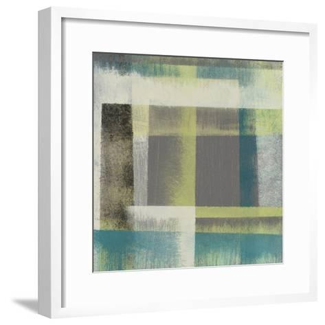 Overspray II-Jennifer Goldberger-Framed Art Print